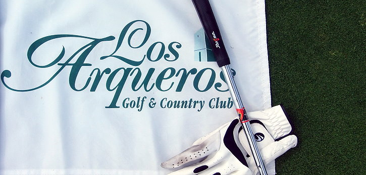 Los Arqueros Golf Club is located right on the doorstep.